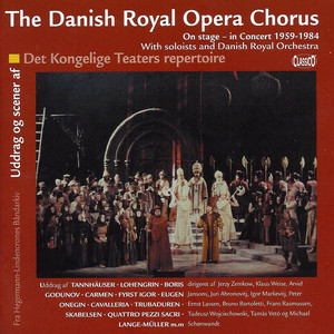 The Danish Royal Opera Chorus - On Stage in Concert 1959-1984