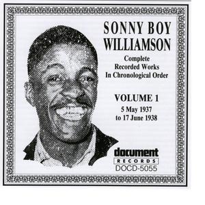 Sonny Boy Williamson Vol. 1 (1937 - 1938) album
