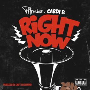 Cardi B – Right Now (Studio Acapella)