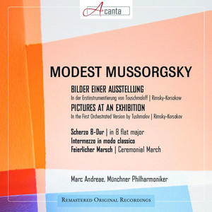 Pictures at an Exhibition: No. 10, The Great Gate of Kiev by Munich Philharmonic Orchestra, Marc Andreae