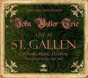 John Butler Trio - Live At St. Gallen
