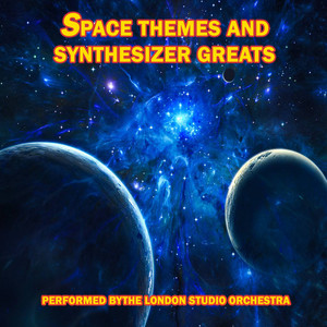 Space Themes and Synthesizer Greats album