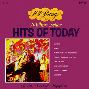 101 Strings Play Million Seller Hits of Today (Remastered from the Original Master Tapes) album