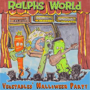 Vegetables' Halloween Party