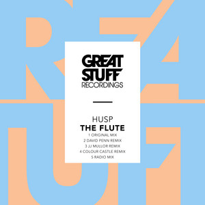 The Flute - Radio Mix cover art