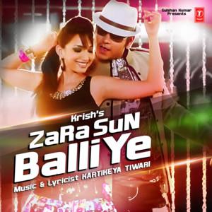 Zara Sun Balliye