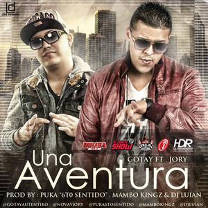 Una Aventura (feat. Jory (Nova Y Jory))