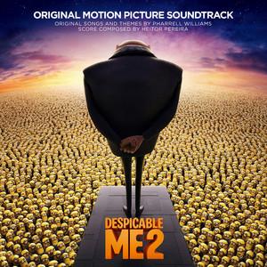Despicable Me 2 (Original Motion Picture Soundtrack) album