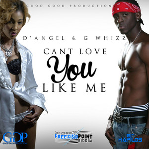 D'angel – can't love you like me (Acapella)