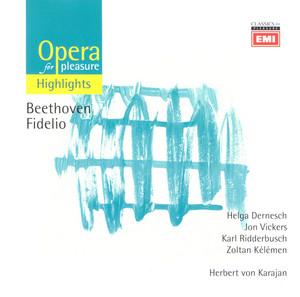 Welche Lust, O (Fidelio, Act 1) by Herbert von Karajan