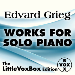 Improvisations on Two Norwegian Folksongs, Op. 29 by Edvard Grieg, Isabel Mourao