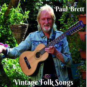 Vintage Folk Songs album