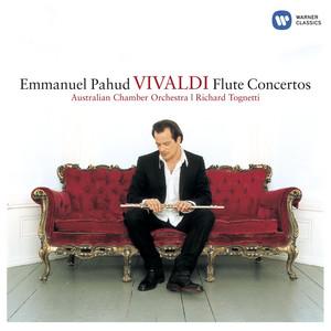 "Vivaldi: Flute Concerto in D Major, Op. 10 No. 3, RV 428 ""Il gardellino"": III. Allegro by Antonio Vivaldi, Emmanuel Pahud, Australian Chamber Orchestra, Richard Tognetti"