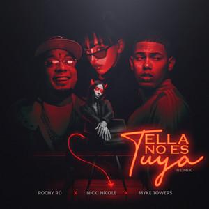 Ella No Es Tuya - Remix cover art