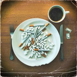 Kaffee & Zigaretten