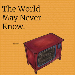 The World May Never Know cover art