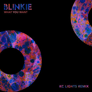 What You Want - KC Lights Remix cover art