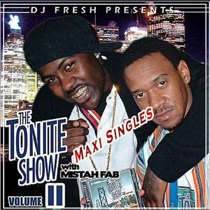 The Tonite Show 2 Maxi Singles