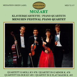 Piano Quartet No. 2 in E-Flat Major, K. 493: II. Larghetto cover art