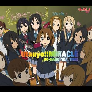 Utauyo!! Miracle cover art