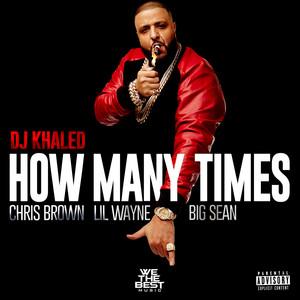 How Many Times (feat. Chris Brown, Lil Wayne & Big Sean)