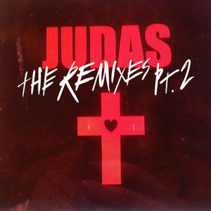 Judas (The Remixes Pt. 2) cover art