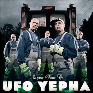 Ufo Yepha - Op med håret
