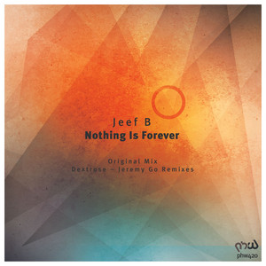 Nothing Is Forever cover art