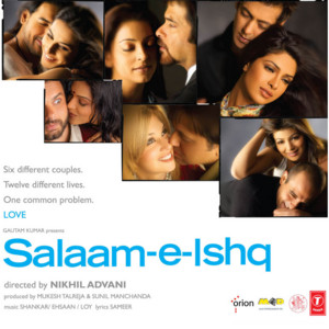 Salaam-E-Ishq cover art