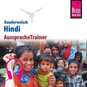 Reise Know-How Kauderwelsch AusspracheTrainer Hindi