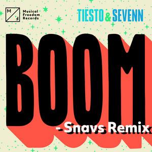BOOM - Snavs Remix cover art