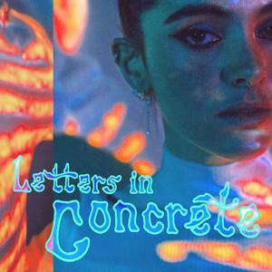 Letters In Concrete