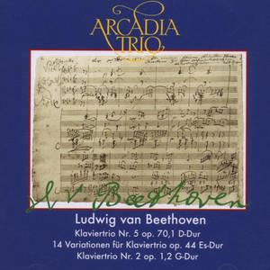 14 Variationen für Klaviertrio, Es-Dur, op. 44: XV. Variation XIV Allegro - Andante - Presto by Arcadia Trio