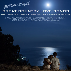 Great Country Love Songs: Guitar Style album