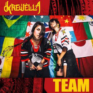 Krewella – Team (Studio Acapella)