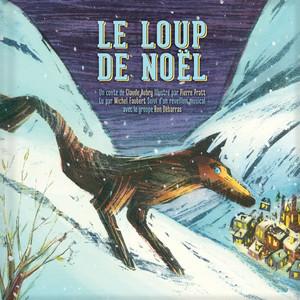 Le loup de Noël album