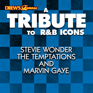 A Tribute to R&B Icons Stevie Wonder, The Temptations and Marvin Gaye album