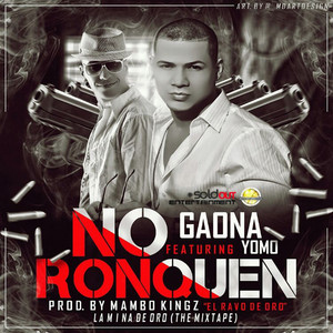 No Ronquen (feat. Yomo) - Single