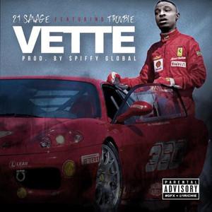 Vette cover art