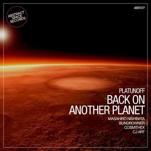 Back on Another Planet - Masahiro Nishibata Remix cover art