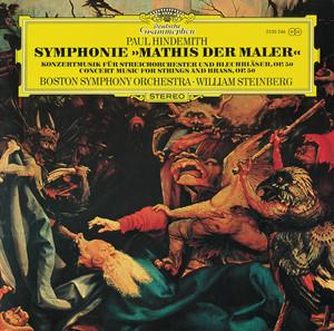 """Symphonie """"Mathis der Maler"""": 1. Engelkonzert by Paul Hindemith, Boston Symphony Orchestra, William Steinberg"""