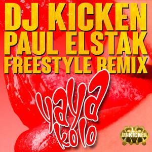 Yaya Kolo (Paul Elstak Freestyle Remix) cover art