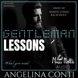 Gentleman LESSONS (What you need) Audiobook