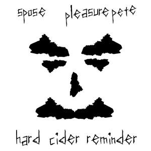 Hard Cider Reminder