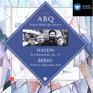 Haydn: String Quartet in F Major, Op. 77 No. 2, Hob. III:82: II. Minuet. Presto - Trio by Franz Joseph Haydn, Alban Berg Quartett