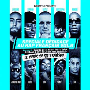 Spéciale dédicace au rap français, Vol. 6 (Le futur du rap français) album