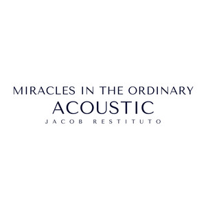 Miracles In The Ordinary - Acoustic