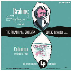 Brahms: Symphony No. 4 in E Minor (Remastered)