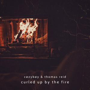 Curled up by the Fire