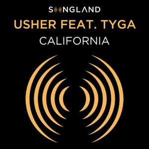 California by Usher cover art